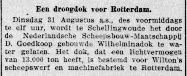 30-8-1915 De Telegraaf