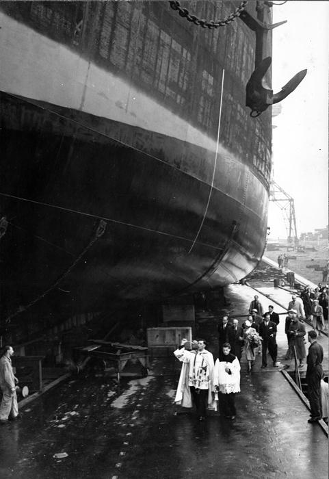 433. stapelloop Kirkouk 25-5-1951 de inzegening
