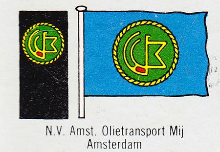 N.V. Amsterdamse Olietransport Maatschappij Amsterdam