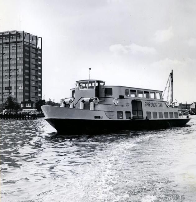 Shipdock XVII